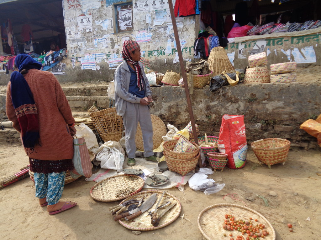 Hat-bazar-by-Tej-prakash-shrestha